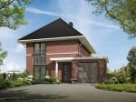 Nieuwbouw 12 parkwoningen Rosarium, Nootdorp