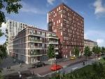 Nieuwbouw 230 woningen Osdorp centrum-zuid, Amsterdam