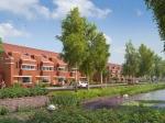 Nieuwbouw 35 woningen, Haarlem