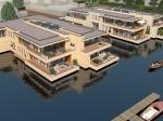 """Nieuwbouw 4 luxe appartementen """"Hof van Leede"""", Warmond"""